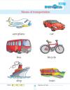 Kindergarten Science Means Of Transportation