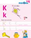 Preschool English Reading and Writing K to O