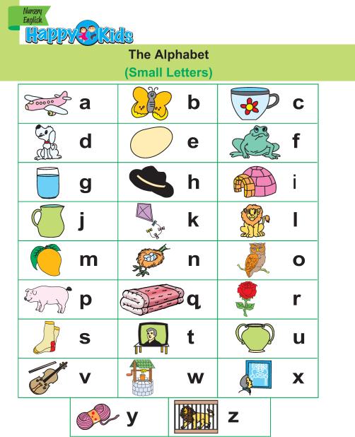 Nursery English Book  (2)