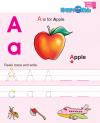 Preschool English Reading Writing A to E