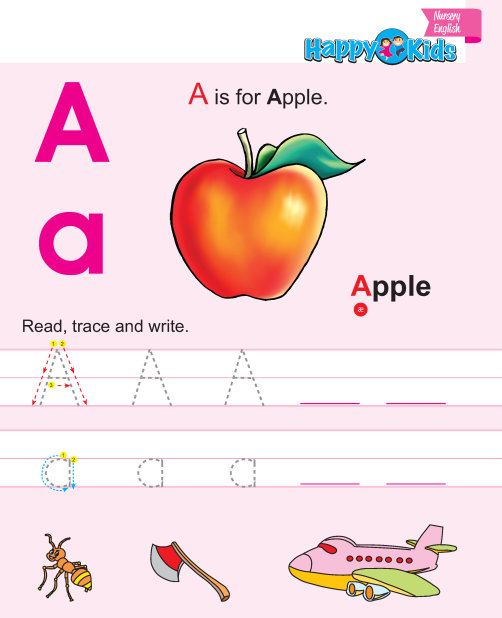 Nursery English Book  (3)