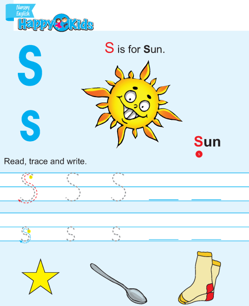 Nursery English Book  (30)