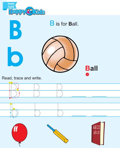Nursery English Book  (4)