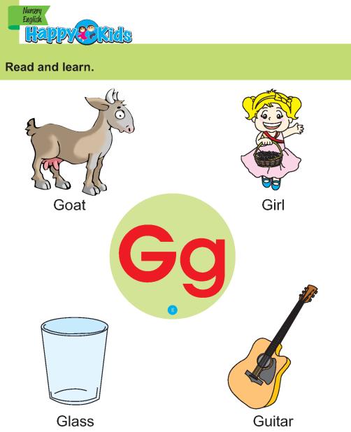 Nursery English Book  (50)
