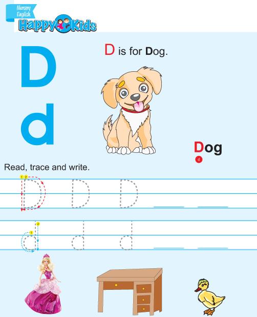 Nursery English Book  (6)