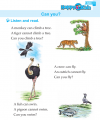 Kindergarten English Can You