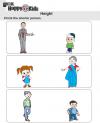 Kindergarten Maths Height