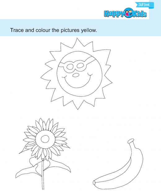 prewriting  (39) tracing and colouring 9