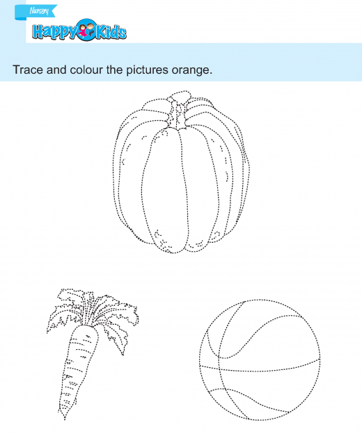 prewriting  (42) tracing and colouring 12