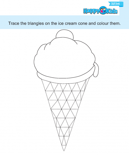 prewriting  (57) tracing and colouring 14