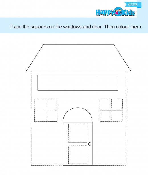 prewriting  (59) tracing and colouring 16
